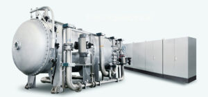 Ozone generator in the food industry